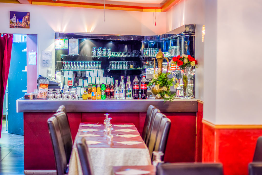 Ruby Restaurant Indien - bar